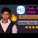 Top Best 2 Website   Without investment   Paytm Earn money online 2021 offer   website loot   Task