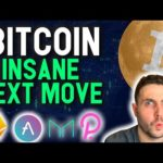 PREPARE FOR BITCOIN'S INSANE NEXT MOVE! Ethereum and Altcoins NEXT