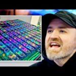 RTX 3080 Immense RGB Bitcoin Mining Rig