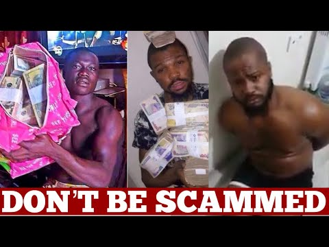 NIGERIAN BITCOIN SCAMMERS EXPOSED    DON'T BE A VICTIM