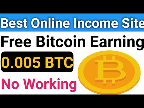 New Free Bitcoin Mining Sites 2021 | 0.005 BTC Earn Without Investment | Make Money Online BD