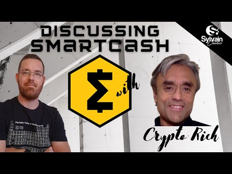 Discussing SmartCash w Crypto Rich | Viable, Fast, Merchant oriented