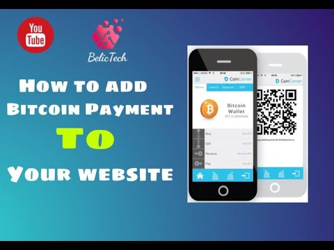 How to add Bitcoin payment to your website (PHP Programming)