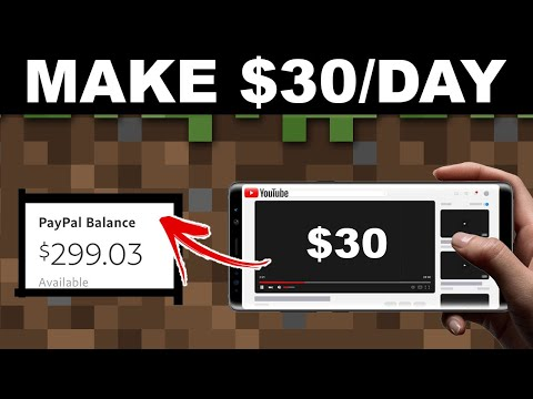 Make $30/Day From Watching Videos In 2021 - Make Money Online