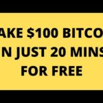 HOW TO MAKE $100 BITCOIN IN 20 MIN FOR FREE WITHOUT INVESTMENT (Passive Income Online Jobs in 2021).