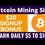 free bitcoin mining sites without investment 2021 earn free bitcoin