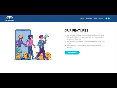 New Bitcoin Mining Site 2021 || Free 500 Satoshi Daily || Free Mining Site Earn BTC |without investm