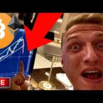 PUMP & THEN DUMP!!! THIS BITCOIN PATTERN JUST BROKE & THE TARGET IS HORRIFYING!!!!!!!!!!!