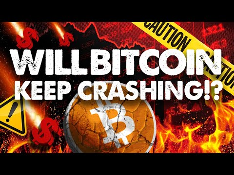 We WARNED of this BITCOIN DUMP! More PAIN to Come!?