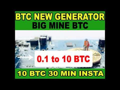 BITCOIN Generator, Btc mining 2021, proof, mine 10 btc daily,Legit SIte