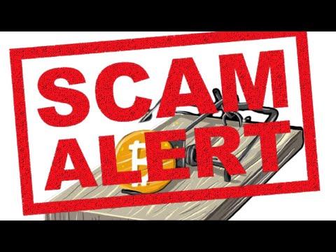 Cuidado com Golpes, Bitcoin Vault SCAM   Cortes Fraternidade Crypto