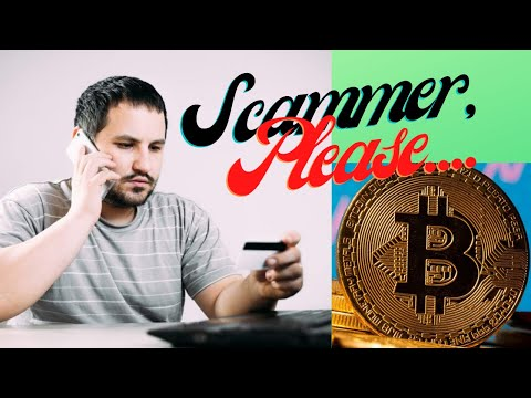 Bitcoin, Ethereum & Other Crypto Scammers BEWARE!