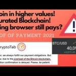 Earn FREE #Bitcoin daily! 💰| Bitcoin mining browser💸 Still pays in 2021?|CRYPTOTAB #Proof of payment