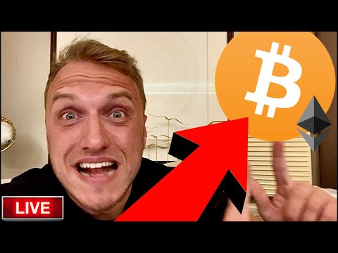 URGENT!!!! BITCOIN IS RIGHT NOW DOING WHAT WE HAVE BEEN WAITING FOR!!!!!!!!!!!! [exact targets..]