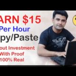 Earn Money Online 2021 | Best Earning Site-Copy & paste Work On Laptop | Payment Proof-Great Income