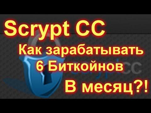 scrypt cc отзывы выплаты и покупка мощности KHs