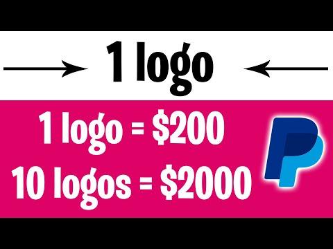 Make $2000 Per Week Generating Free Logos [Make Money Online]