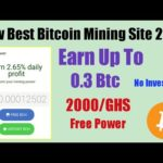 New Bitcoin Mining Site 2021 - Free Bitcoin Mining Site Without Investment 2021 - New Mining Sites