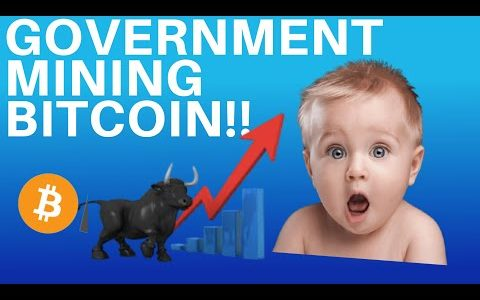 BITCOIN MINING BY A GOVERNMENT! – BULLISH FOR BITCOIN?