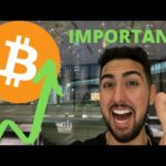 MOST IMPORTANT BITCOIN VIDEO I'VE EVER MADE! CRAZY NEWS!!!!