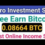 0.005 BTC Earn Without Investment | New Free Bitcoin Mining Sites 2021 | Make Money Online BD