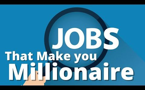 Jobs That Can Make You a Millionaire in 2021 | MUST WATCH