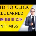 PAID TO CLICK/ UNLIMITED BITCOIN/FREE ONLINE JOB/TAMIL