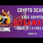 Easy Crypto Income | Ep. 33 | Crypto Scams: Crypto Giveaways - The Road to 1.5 ETH (Part 2)