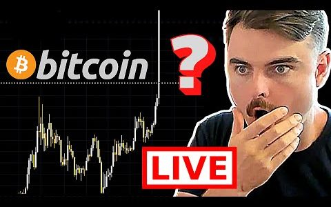 BITCOIN IS ABOUT TO MAKE OR BREAK!!!!! 💥 – (LONG OR SHORT?)