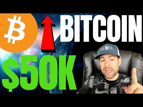 BITCOIN IS GEARING UP FOR A HUGE MOVE RIGHT NOW, $50K COULD BE LITERALLY 48 HOURS AWAY!!