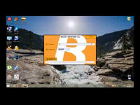 BITCOIN GENERATOR 2015 v 2.02 [WORKING]