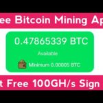 Free Bitcoin Mining APP Without Investment 2021   Earn 0.4 BTC   Free Bitcoin Earning app 2021