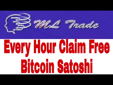 Every Hour Claim Free Bitcoin Satoshi || Free Bitcoin Mining Website || Without Investment Site