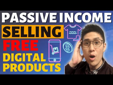 How to Make Money Online by Selling TOP Ranked Free Digital Products and Setting Up an Online Store!