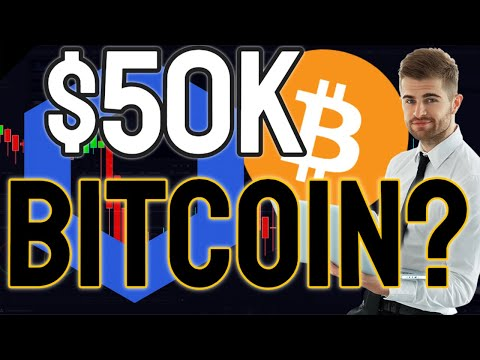 $50K BITCOIN END OF JANUARY   CHAINLINK (CHARTS NEWS)