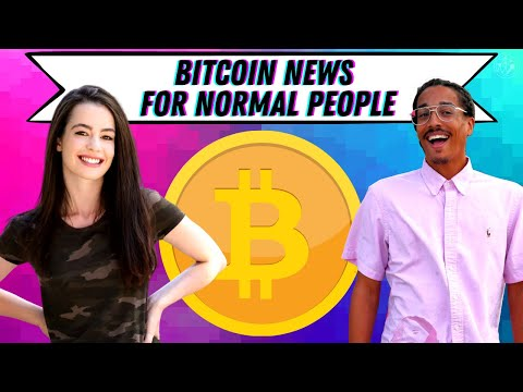 #Bitcoin News For Normal People: Crypto News & Bitcoin Price Updates