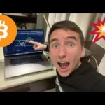 WHAT THE H3&L IS HAPPENING TO BITCOIN RIGHT NOW?????!!!!!!!! [LIVE]