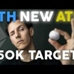 ETHEREUM NEW ATH! What happens to ETH next? $50K Possible? | Crypto News