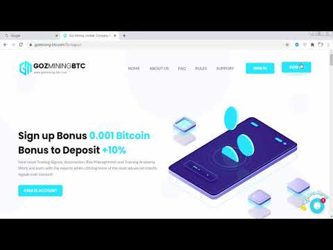 New Free Bitcoin Mining Sites 2021 | 0.006 BTC Earn Without Investment | Make Money Online BD