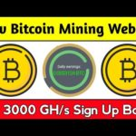 New Bitcoin Mining Website Launched 2021 | New Free Bitcoin Mining Website 2021 | Sierramine Review