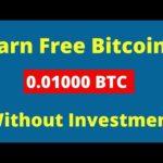 new fast free bitcoin mining site 2021 make money online earn money online earn 0.01000 free bitcoin
