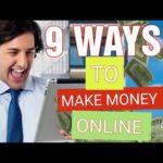 9 LEGIT WAYS TO MAKE MONEY ONLINE PASSIVE   FAST PASSIVE INCOME 2021  MAKE MONEY FROM HOME ONLINE!