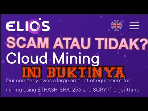 FREE BITCOIN 2021 Elios Scam atau Tidak??? Mining Percuma