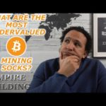 What are the most undervalued Bitcoin mining stocks?