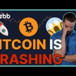 Bitcoin Is Crashing! - This Bitcoin Analysis Tells What Happens Next!!