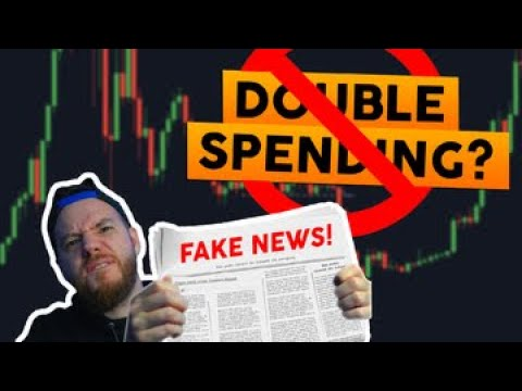 Bitcoin Double-Spending [FUD] | Here's What ACTUALLY Happened