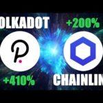 BULLISH NEWS for Polkadot (DOT) + Chainlink (LINK)   Bullish Crypto News