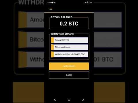 Bitcoin binance android miner app 2021 | 0.2 BTC