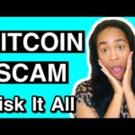 Bitcoin Scam StoryTime: How I Came Close To 10X My Money Or Losing It All