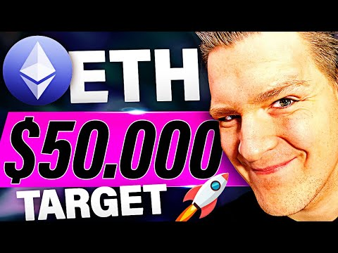 ETHEREUM MAY SNAP TO $2000 ANY SECOND!!! Then to $50k... Check the charts asap